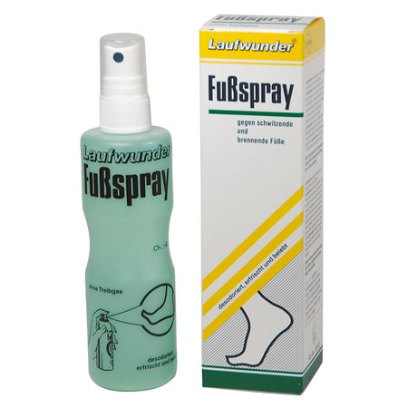 Laufwunder spray na nohy