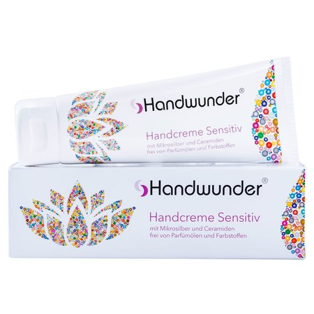 Handwunder sensitive